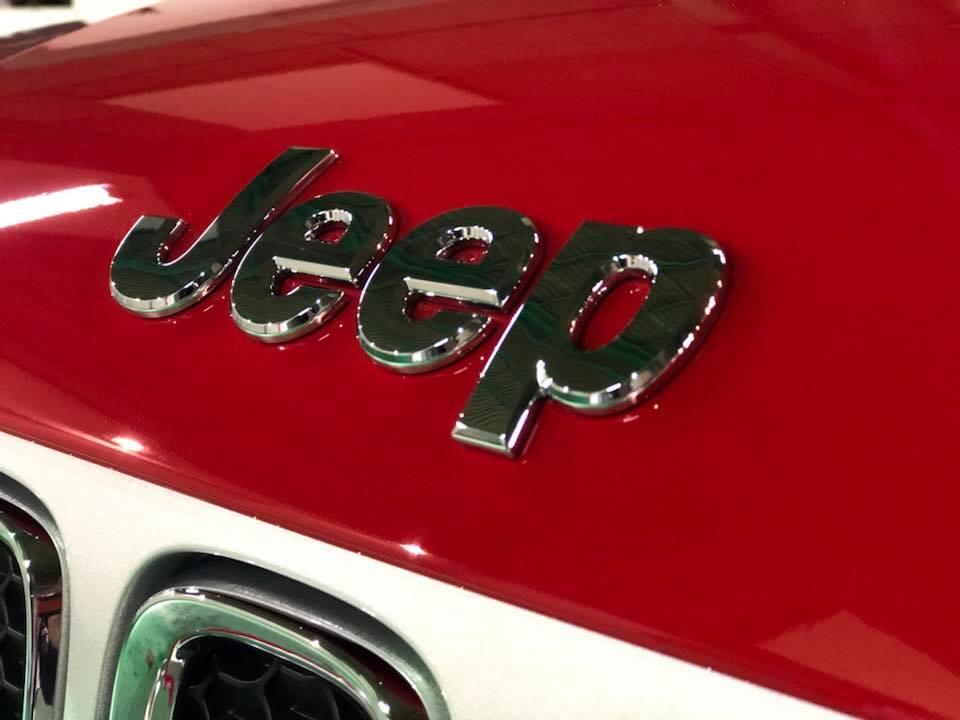 SWEARガラスコーティング施工|Jeep