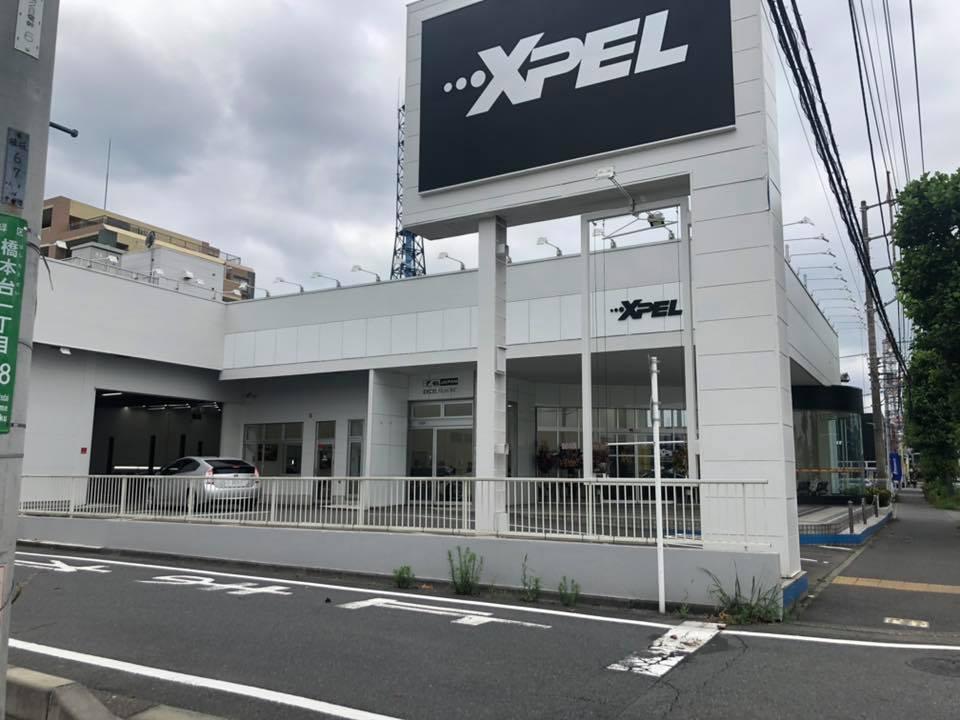 XPEL JAPANに新店舗オープンニングセレモニーに行ってきました。