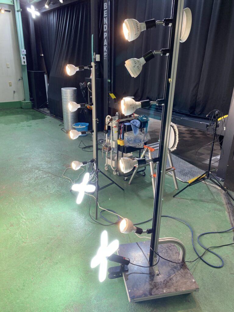 Detailing ライト