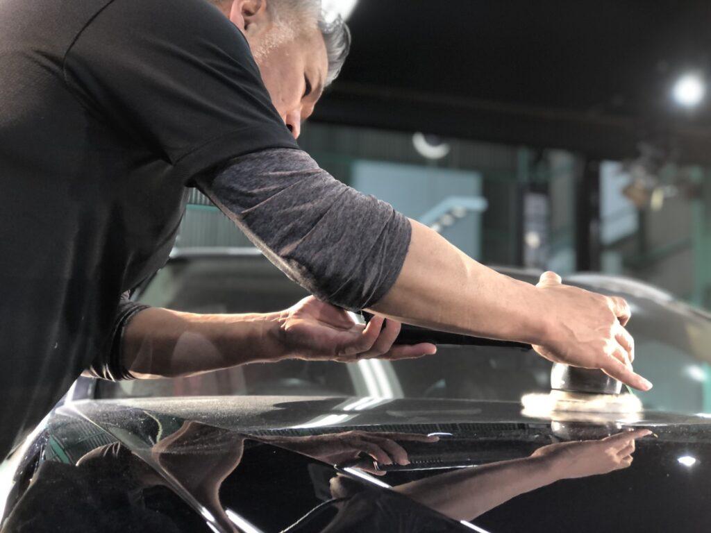 車磨きのしゃかりき